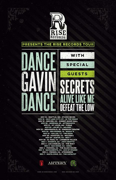 Rise-Records-Tour-poster