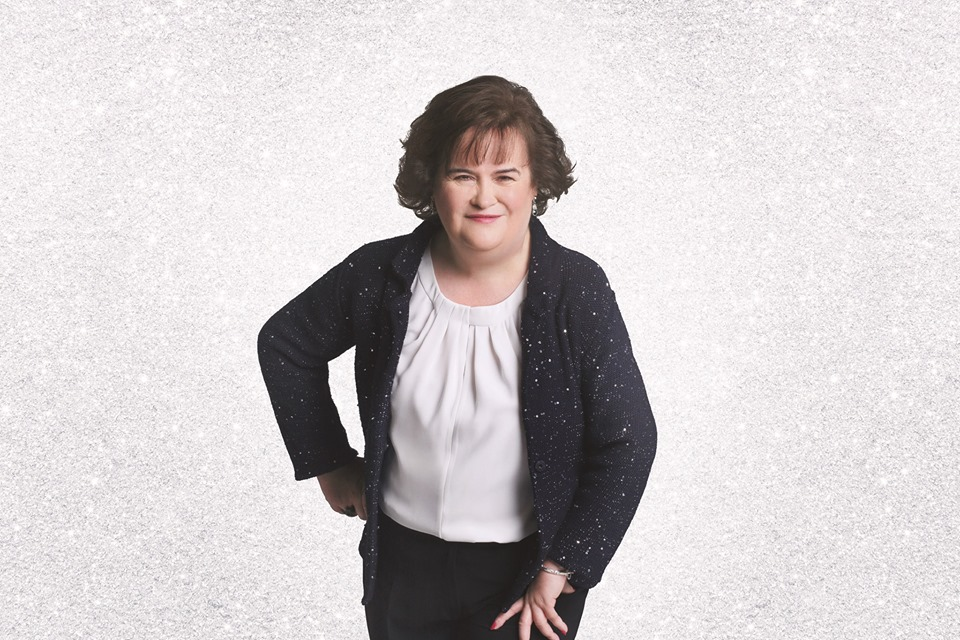 Susan Boyle Announces Fall U.S. Tour