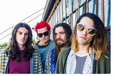 The Eeries Added As Support To Gerard Way Tour
