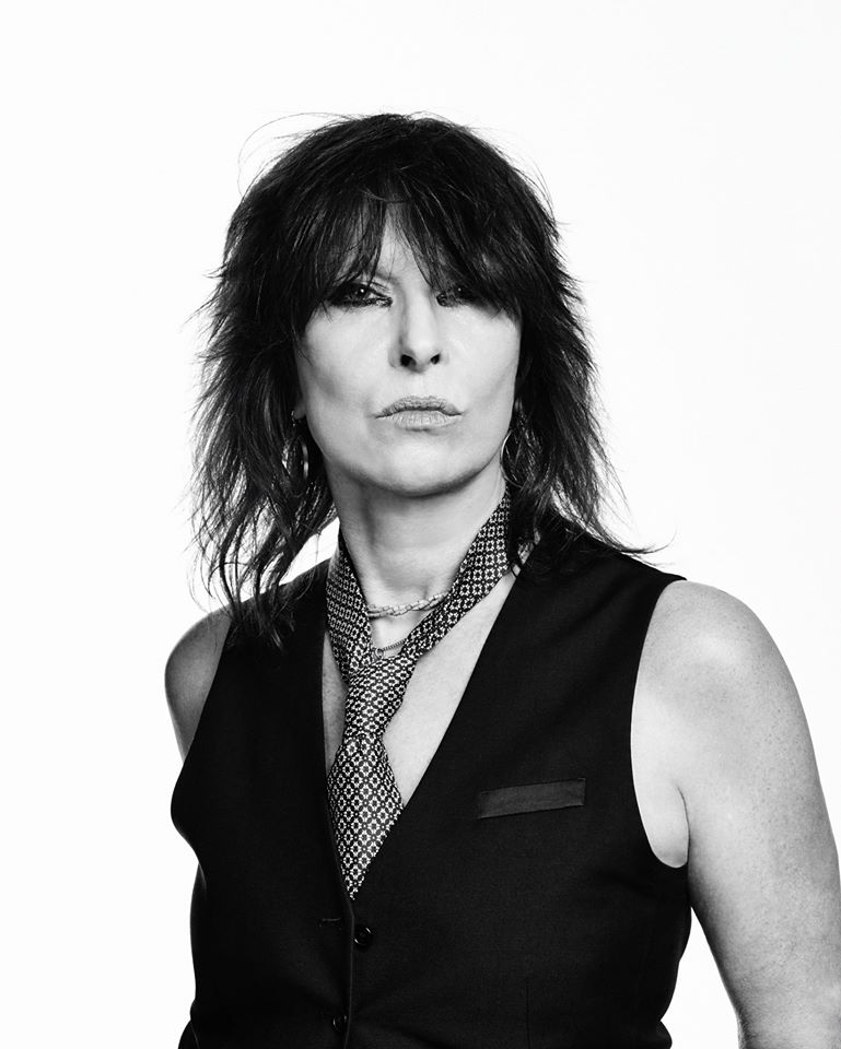 Chrissie Hynde Announces North American Tour Dates