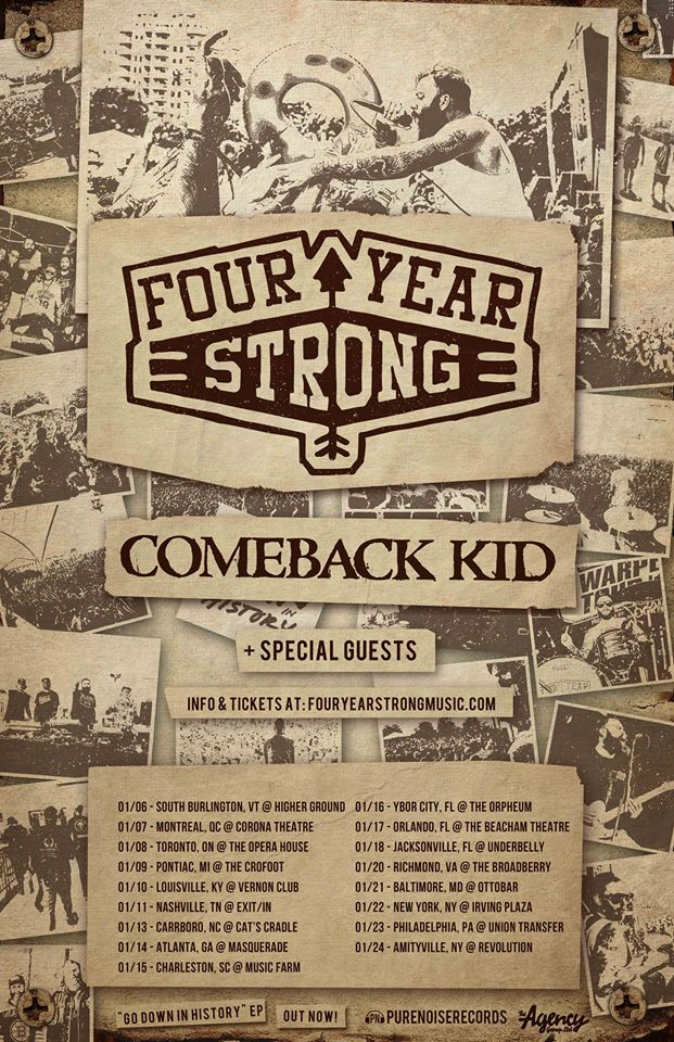 Four-Year-Strong-Winter-Tour-poster