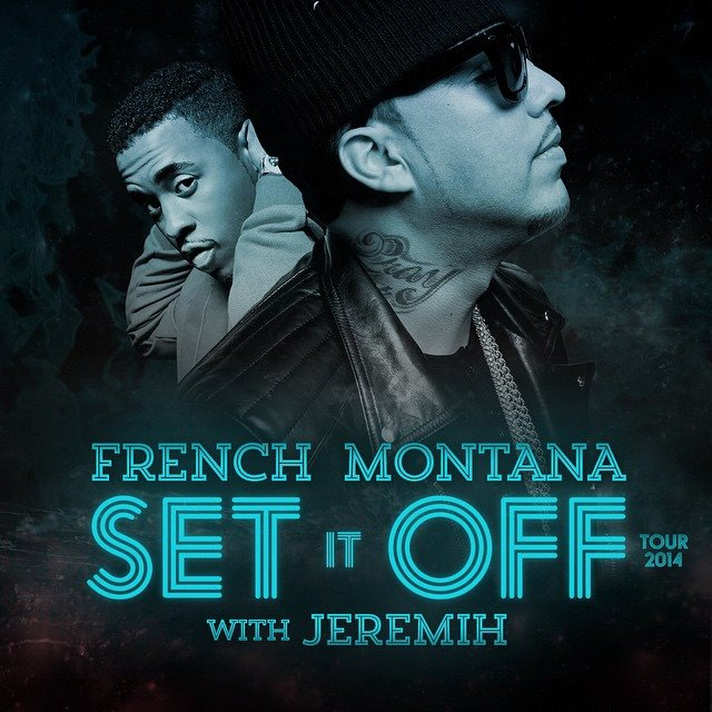 French-Montana-Set-It-Off-Tour-poster