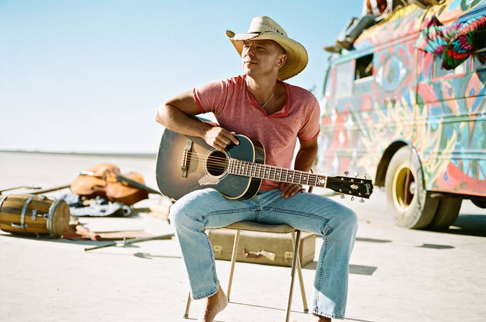 "Kenny Chesney Announces Support for ""The Big Revival Tour"""
