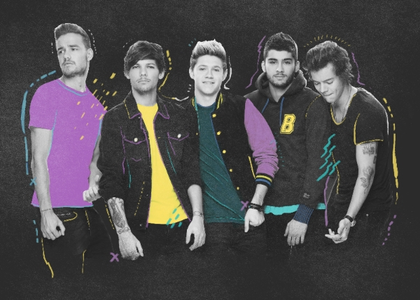 "One Direction Announces ""On The Road Again 2015 Stadium Tour"" for North America + Europe"