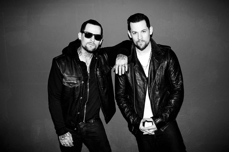 The Madden Brothers Announce Short November U.S. Tour