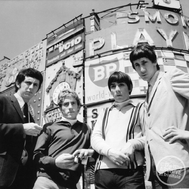 "The Who Announces ""The Who Hits 50! Tour"""