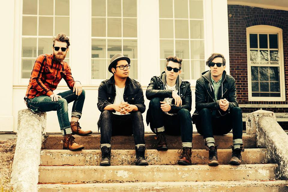 Young Rising Sons Announce North American Tour with Hunter Hunted