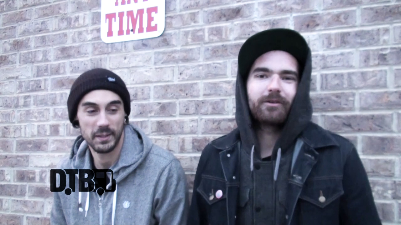 Arsonists Get All The Girls – TOUR PRANKS [VIDEO]