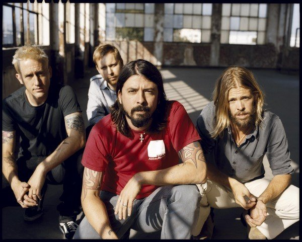 Foo Fighters Announce UK and Australian Tour