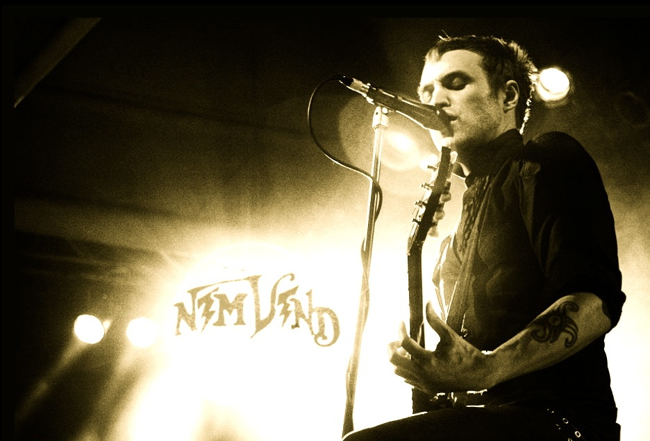 Nim Vind Shares Vlog From Tour With Gary Numan [PREMIERE]