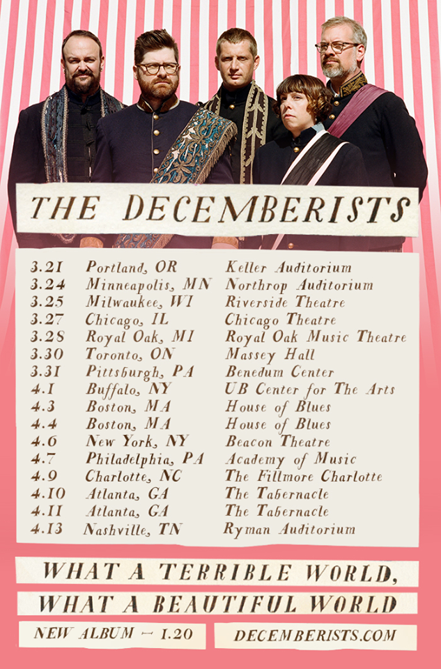 The-Decemberists-Spring-Tour-poster
