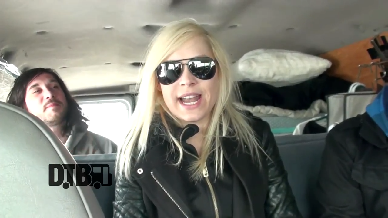 The Nearly Deads – CRAZY TOUR STORIES [VIDEO]