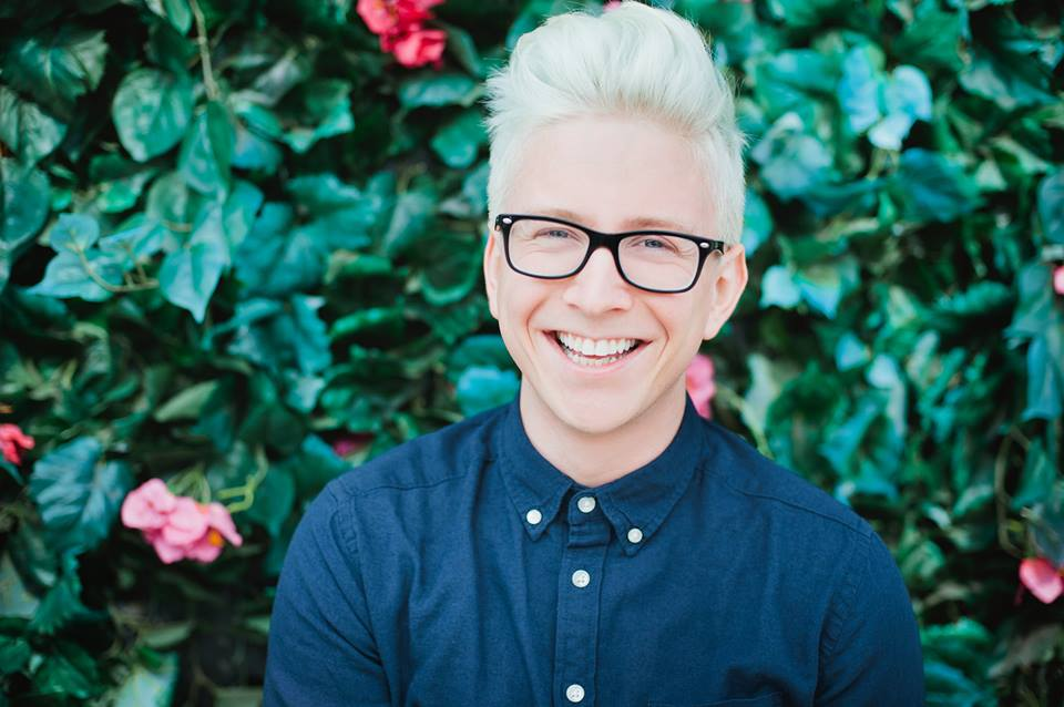 "Tyler Oakley Announces ""The Slumber Party Tour"""
