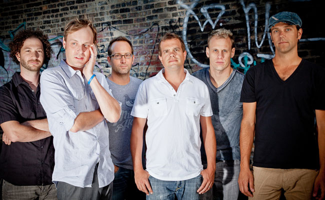 Umphrey's McGee Announces 2015 U.S. Winter Tour