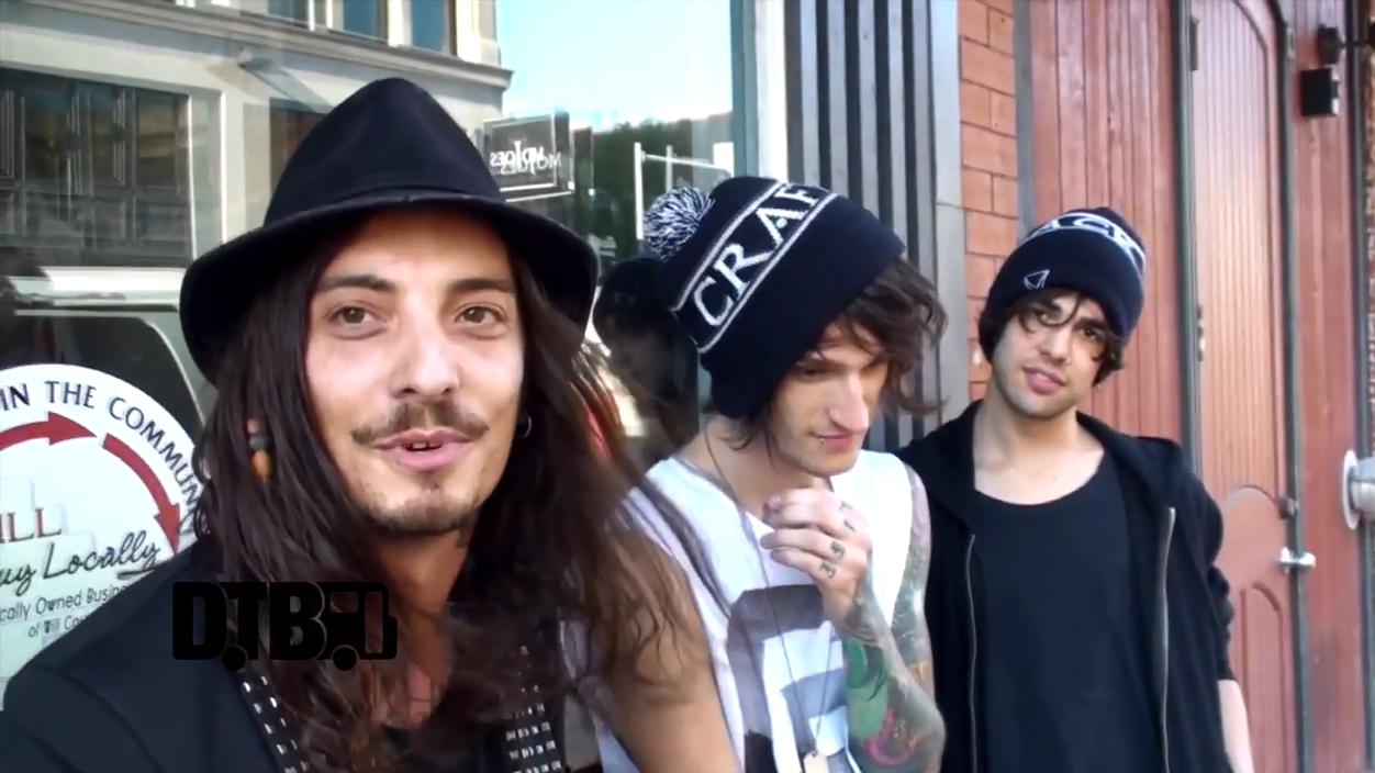 Upon This Dawning – DREAM TOUR [VIDEO]