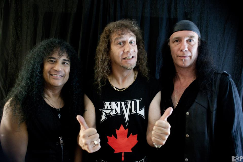 """Anvil Announce the """"Hope In Hell Tour"""""""