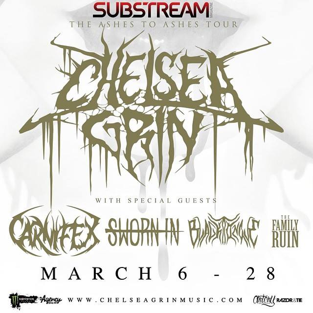 Chelsea-Grin-Ashes-To-Ashes-Tour-poster