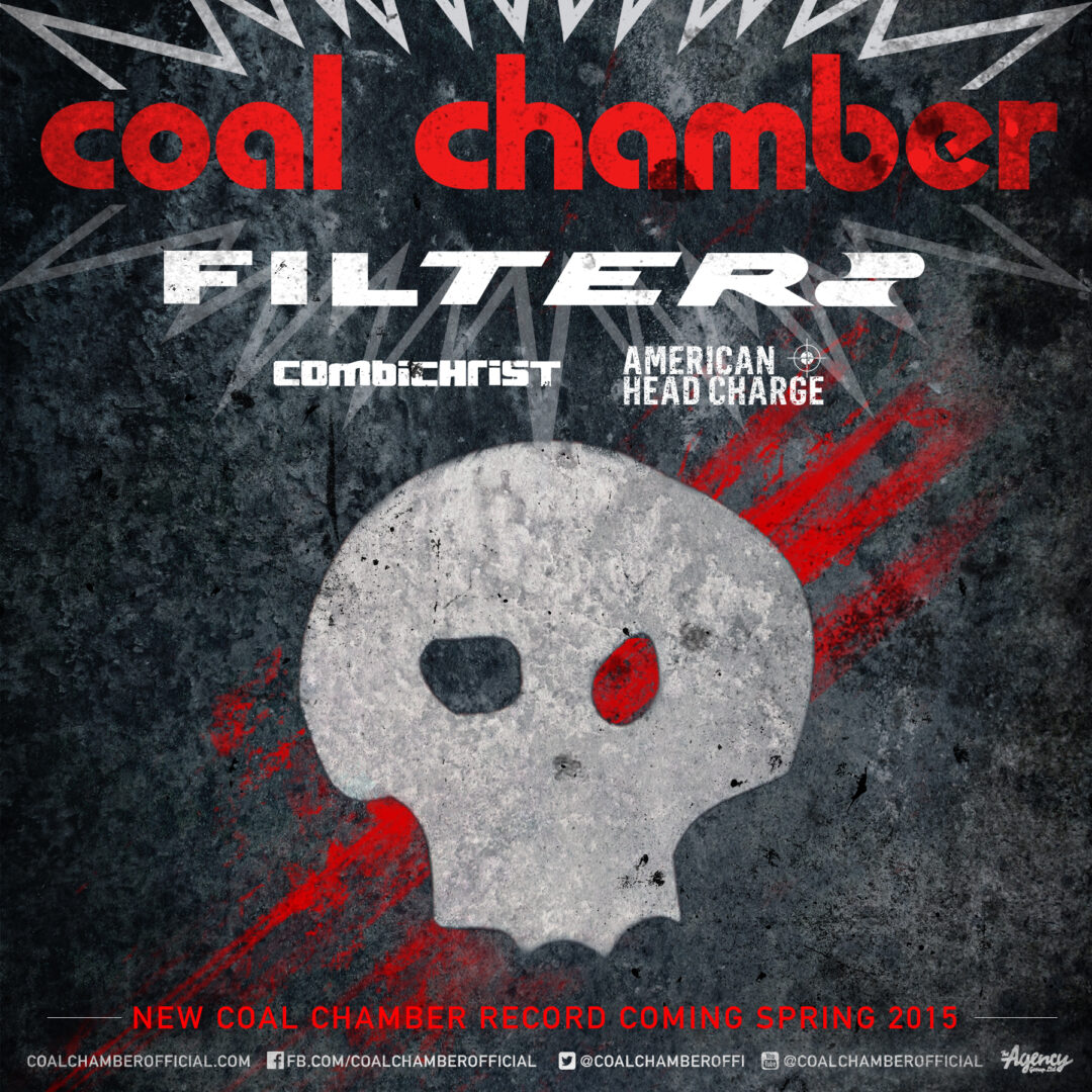 Coal Chamber and Filter - poster