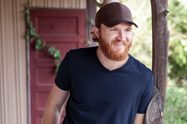 """Eric Paslay Announces """"Make Every Night A Friday Night 2015 Tour"""""""