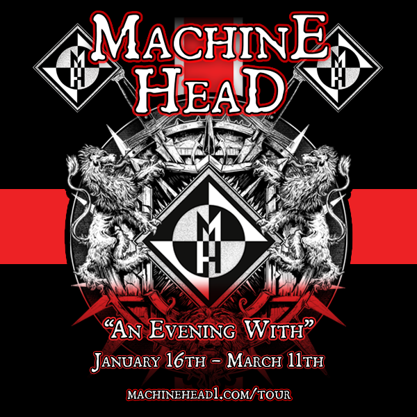 Machine-Head-An-Evening-With-Tour-poster