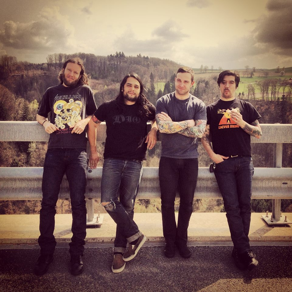 Old Man Gloom Announce Their West Coast Residency 2015