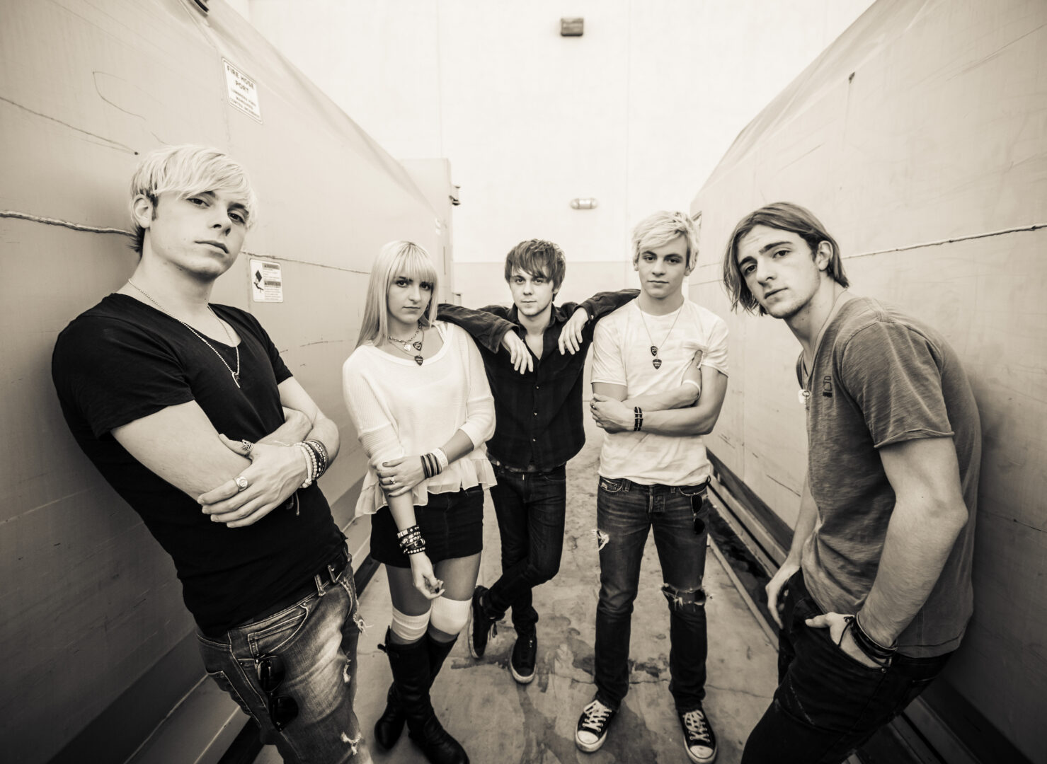 R5 Live on Tour – GALLERY