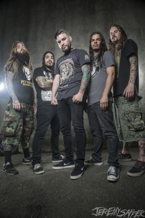 "Suicide Silence Announce the ""Progression Tour"""