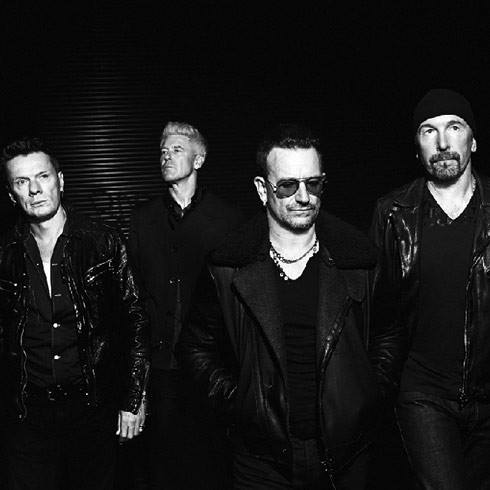 "U2 Announce Additional ""Innocence + Experience Tour"" Dates"