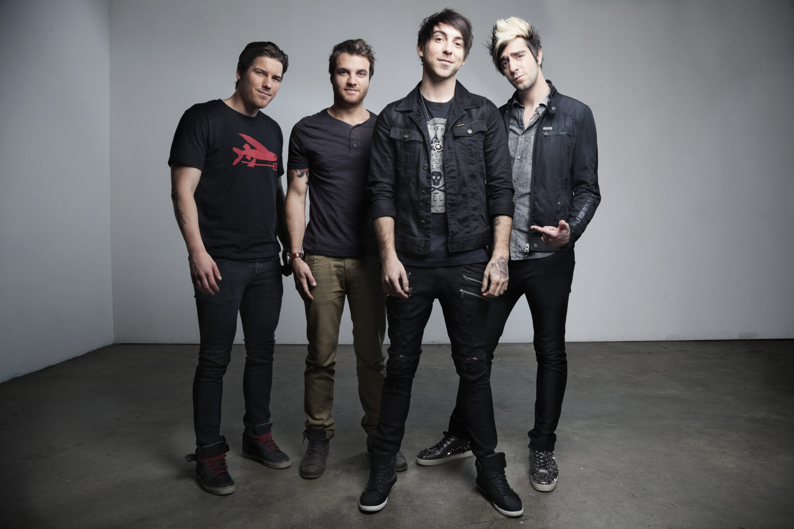 All Time Low Announces U.S. Headline Tour