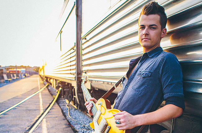 "Chase Bryant Announces Headlining ""Take It On Back Tour"""