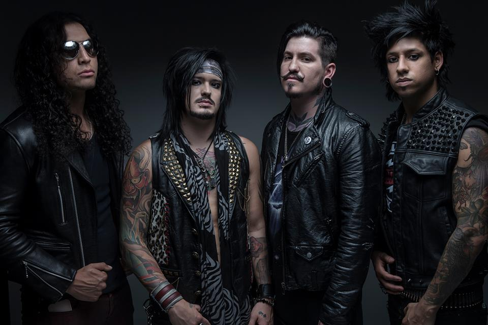 "Escape The Fate Announces ""Hate Me Tour"""