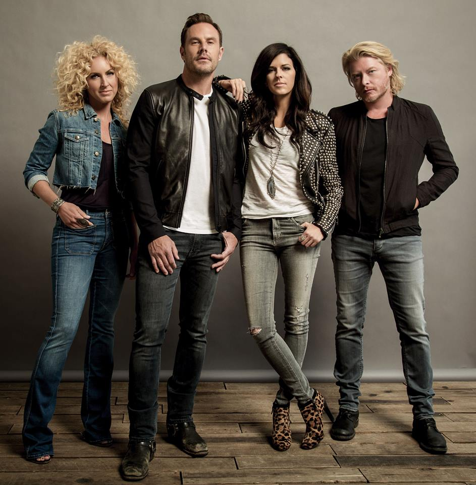 "Little Big Town Announce the ""Pain Killer Tour"""