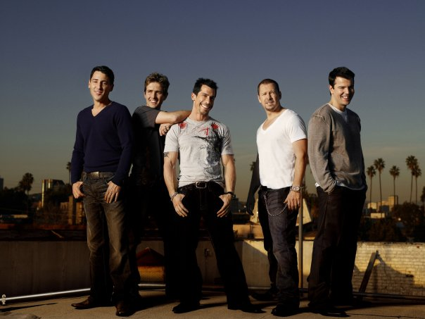 "New Kids On The Block Announce ""The Main Event Tour"""