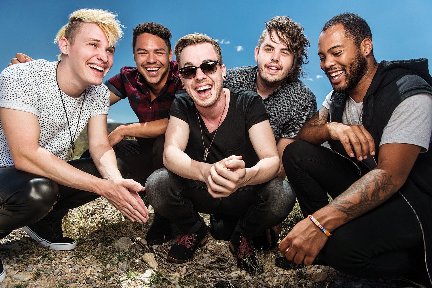 "Set It Off To Headline ""Glamour Kills Spring Break Tour"""
