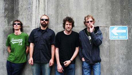Swervedriver Adds Dates to U.S. Spring Tour