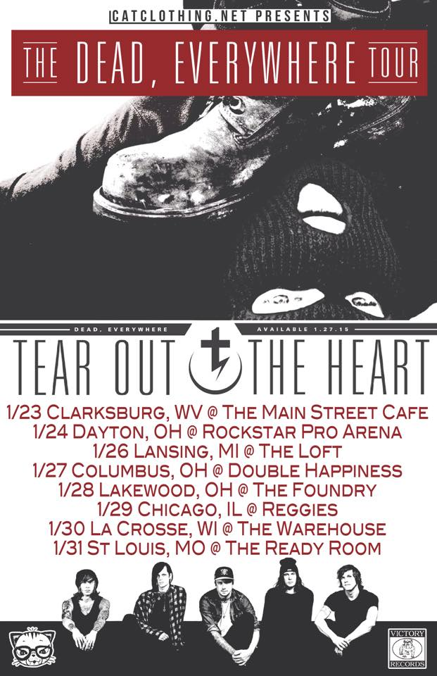 Tear-Out-The-Heart-Dead-Everywhere-Tour-poster