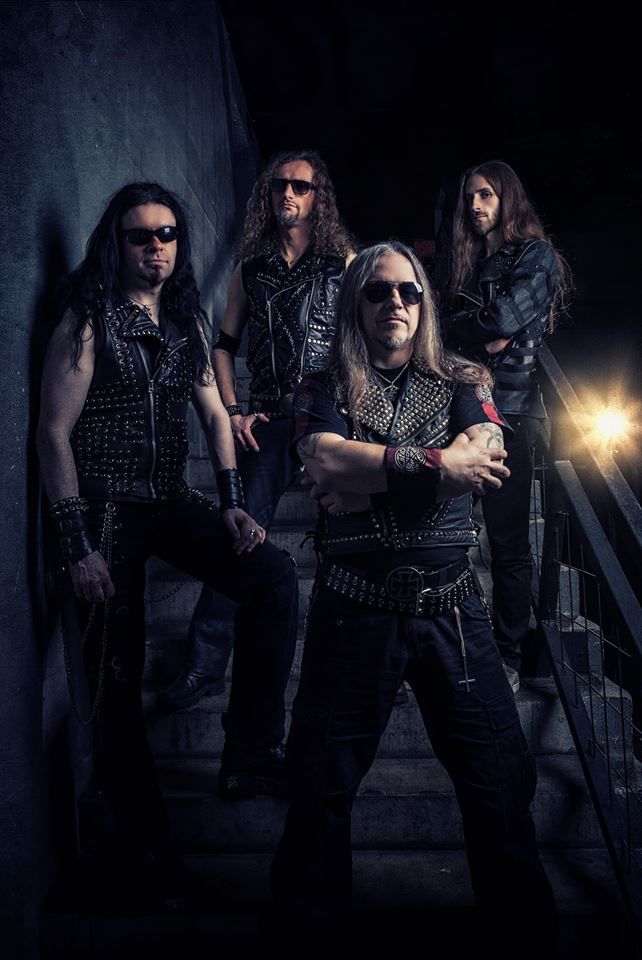 "Vader Announce ""Blitz! Europe In Fire 2015 Tour"""