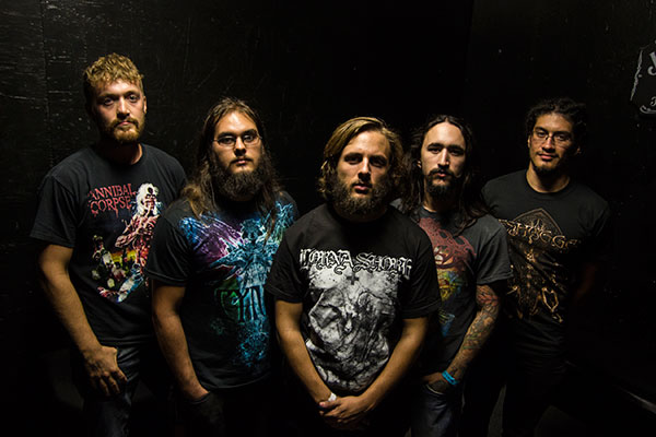 """Abiotic Announce """"The Cast Into Depths of Desperation Tour"""" with Boris the Blade"""