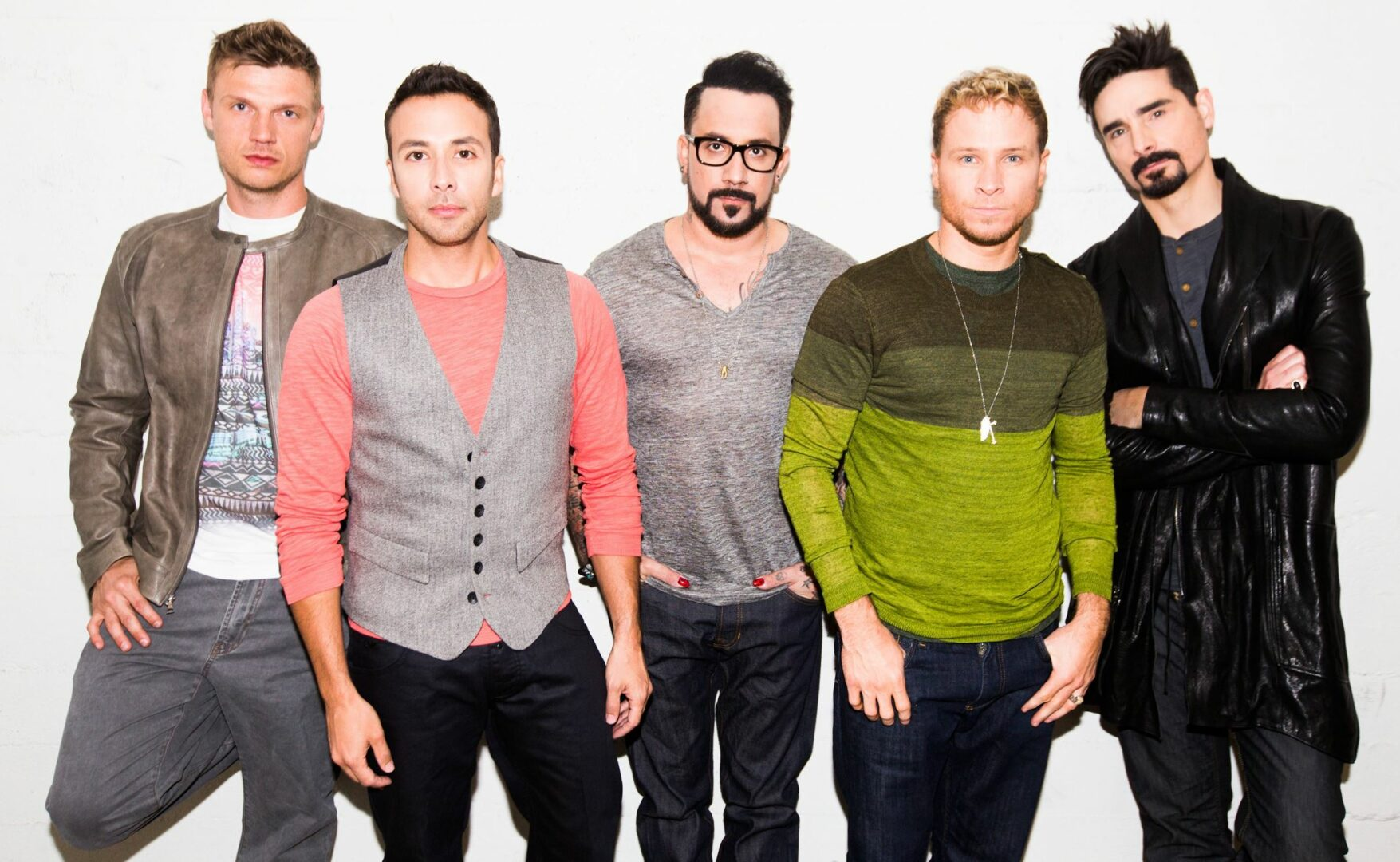 "Backstreet Boys Announce ""In A World Like This Tour"""