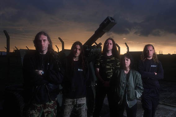 "Bolt Thrower Announces Canadian ""Overtures of War Tour"""