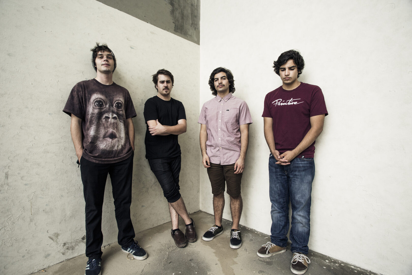 "CHON Announce ""Super CHON Bros Tour"""