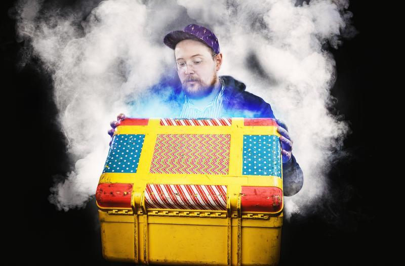 Dan Deacon Announces North American Headlining Tour