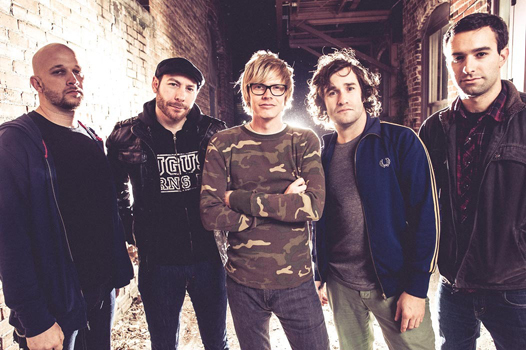 "Evergreen Terrace Announces ""The Deep Trouble Tour"" with My Ticket Home"
