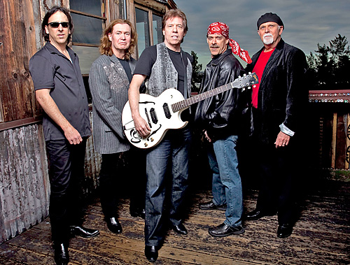 George Thorogood And The Destroyers Announce Co-Headlining Tour With Brian Setzer's Rockabilly Riot