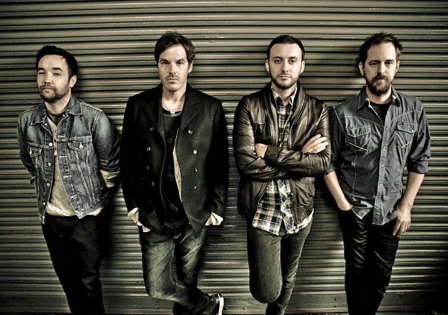 Hoobastank Announces Spring UK Tour with P.O.D. / Alien Ant Farm