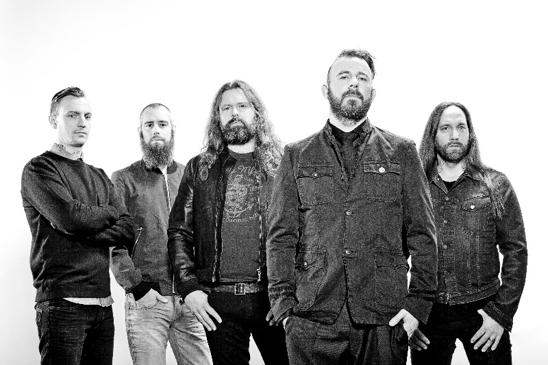 "In Flames Announce the ""Charming America Tour"""