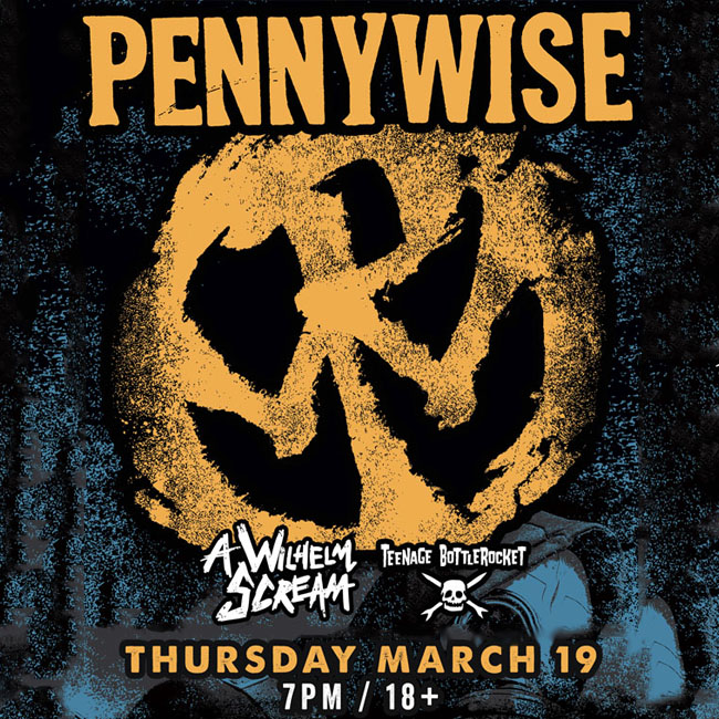 Pennywise's North American Tour – Chicago Ticket Giveaway