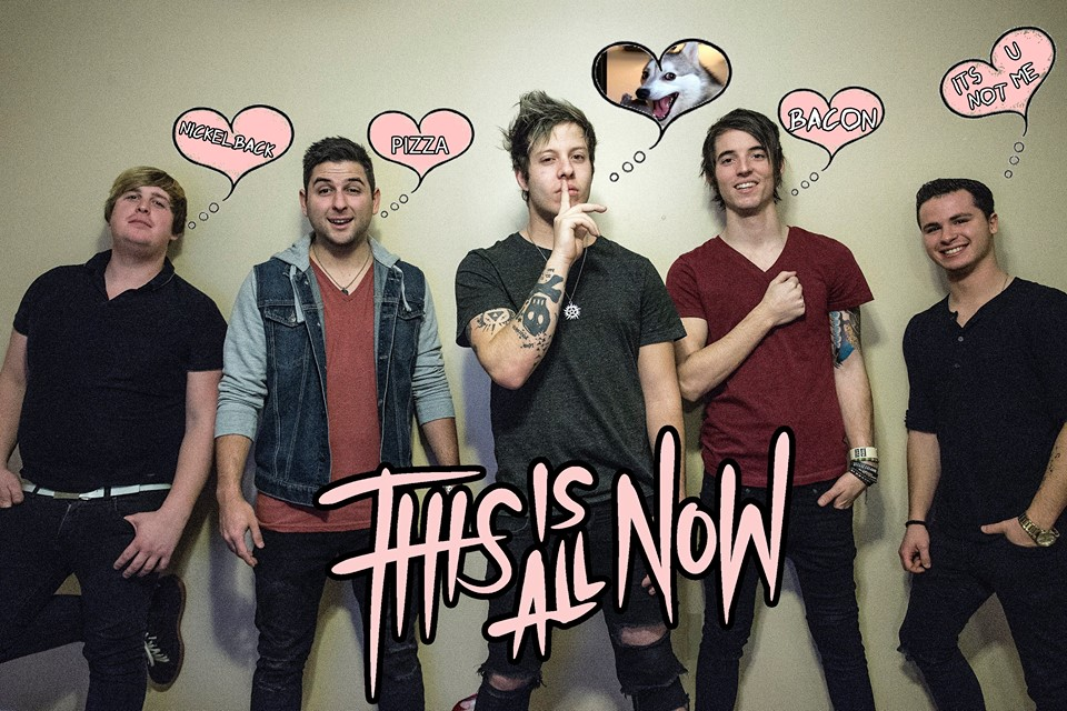 "This Is All Now Announces ""Spring Fling Fever Tour"""