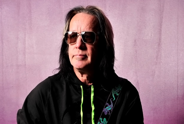 Todd Rundgren Announces Extensive U.S. Tour
