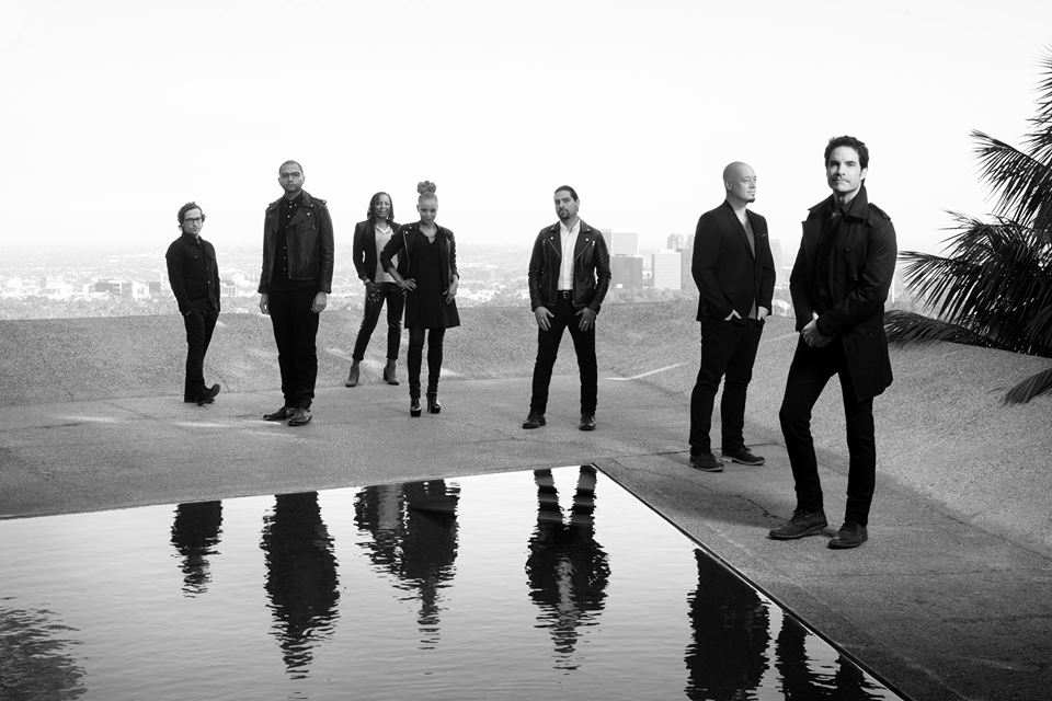 "Train Announce the ""Picasso At The Wheel Tour"""